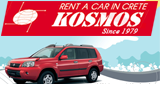 Kosmos Car Rental in Crete