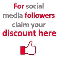 Social media follower discount for car rental in Crete