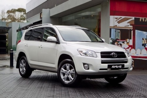 TOYOTA RAV4 2.0 AUTOMATIC GRAND JEEP 4x4