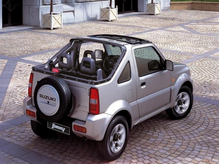Used Rental Cars For Sale >> SUZUKI JIMNY OPEN TOP 4X4 JEEP