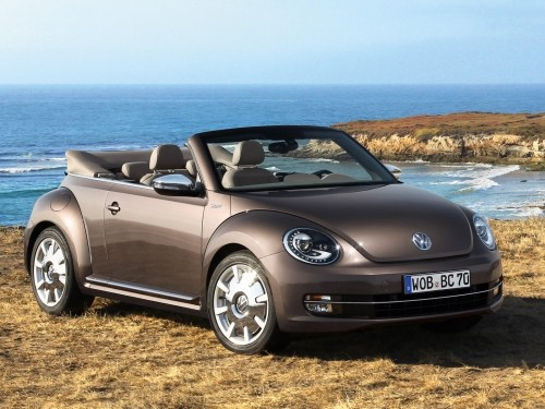VOLKSWAGEN BEETLE CABRIOLET AUTOMATIC