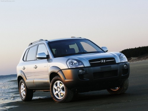 HYUNDAI TUSCON 2.0 GRAND JEEP 4x4